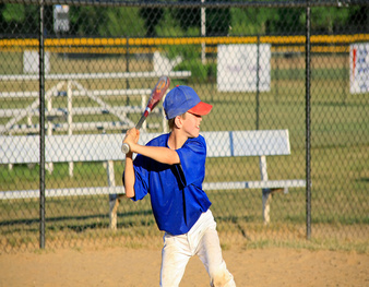 Campbell CA Chiropractor baseball