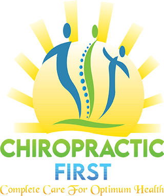 Chiropractic First logo - Home