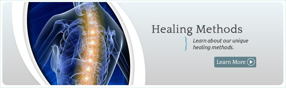 Tustin Chiropractor Healing Methods
