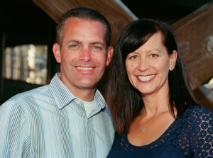 Dr. Jay Weber, D.C. and Danielle Weber