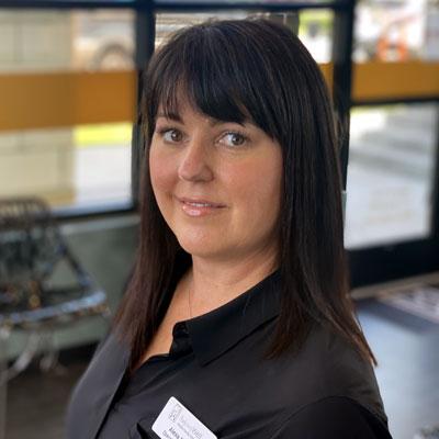 Alexa Manza, Operations and PI Manager