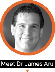 Meet Dr. James Aru