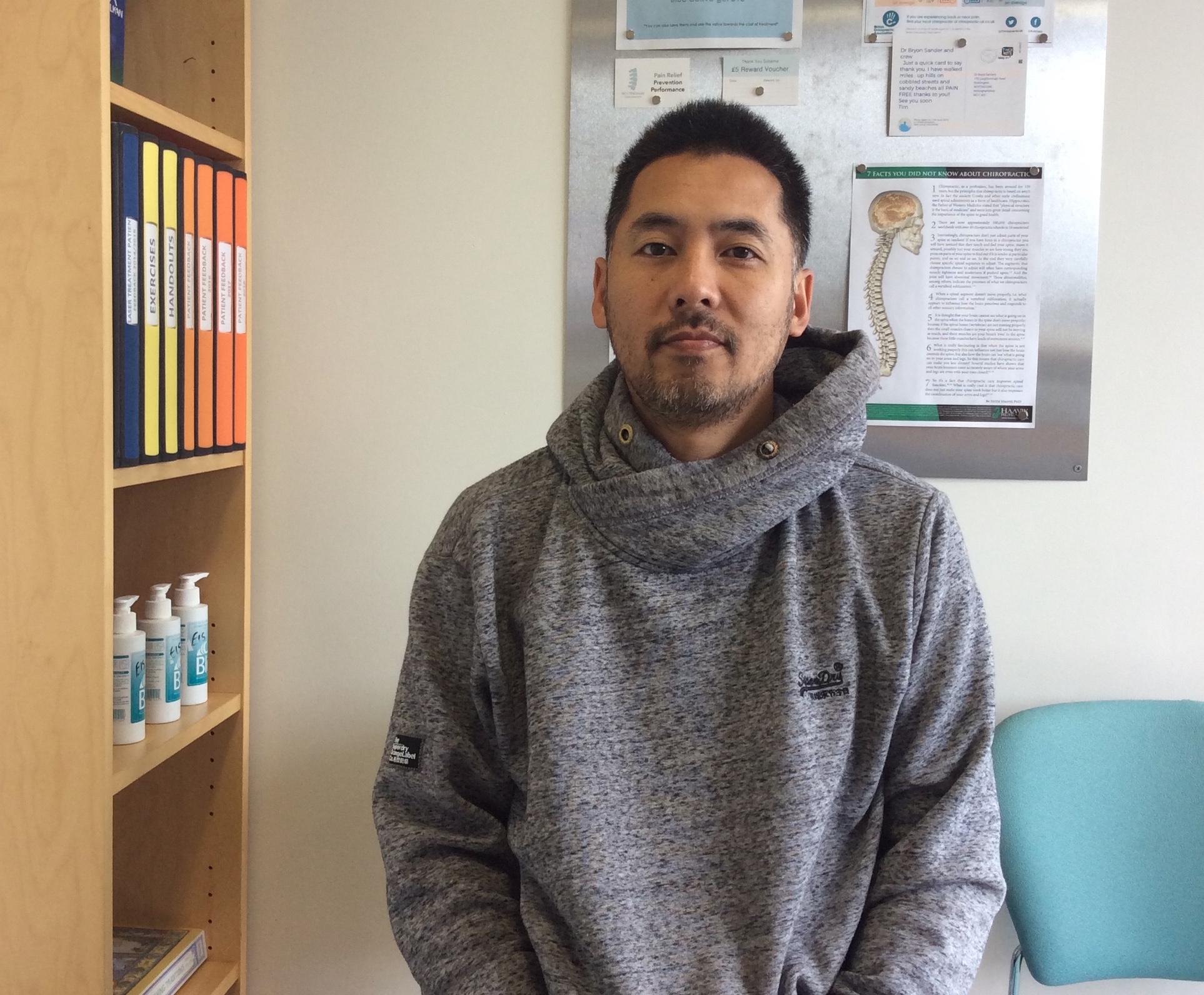 Makoto, Age 43