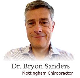 Chiropractor in Nottingham Dr. Bryon Sanders
