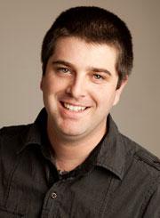 Headshot of Mark McAllister, RMT