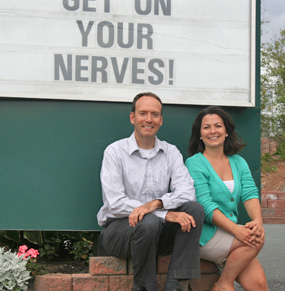 Lower Sackville Chiropractors at Back to Health Chiropractic welcome you!