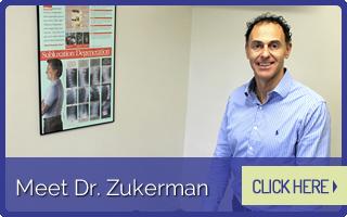 Meet Dr Ron Zukerman, Chiropractor