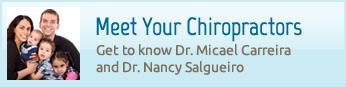 Meet Your Chiropractors
