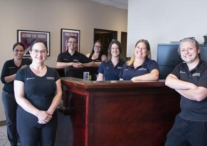 Marketplace Chiropractic team