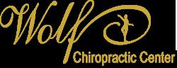 Wolf Chiropractic Center logo - Home
