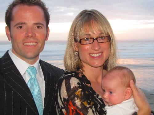 Dr. Jason Helwig & Family