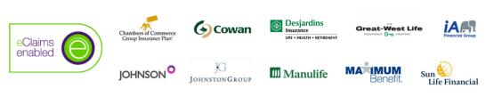 Various Billing Partner logos