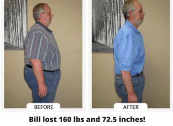 bill weight loss