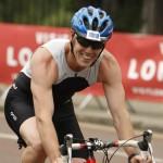 Olympic distance triathlon in Hyde Park 2010