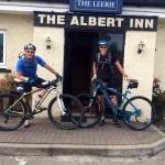 Scotland coast to Coast 2014 prestart