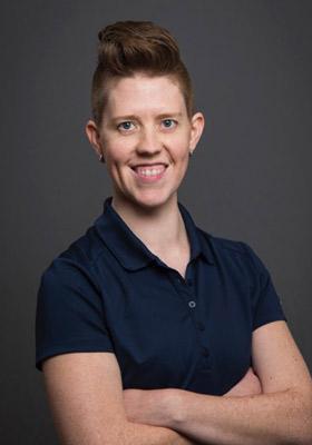 Chiropractor Halifax fitness expert Ashley Howatt