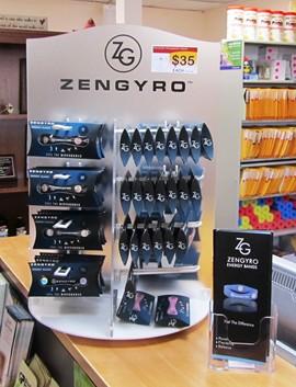 Zengyro stand