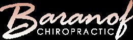 Baranof Chiropractic logo - Home