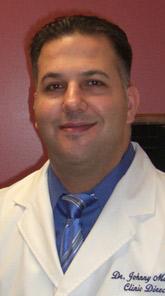 Ontario chiropractor, Dr. John Mansour