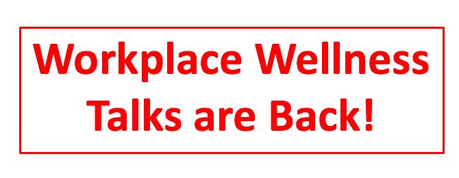 Wellness Workplace Talks