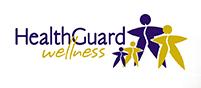 HealthGuard Wellness logo