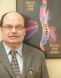 Dr. Ron Latch, West Edmonton Chiropractor