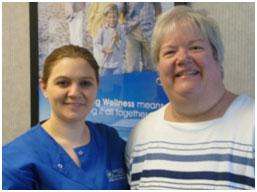 Bonnie, Fairfax Chiropractic patient