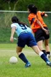 Sports Injuries - soccer players