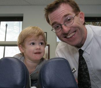 Dr. Kaemmerling helps all ages!