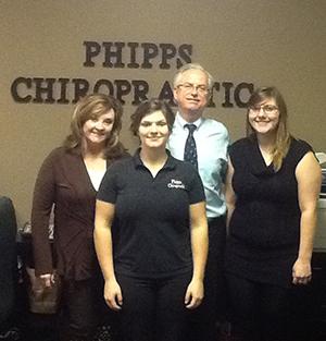 Phipps Chiropractic Team