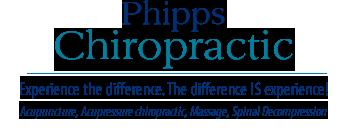 Phipps Chiropractic logo - Home