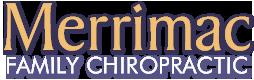 Merrimac Family Chiropractic logo - Home