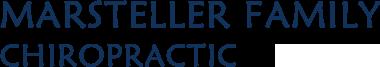 Marsteller Family Chiropractic logo - Home