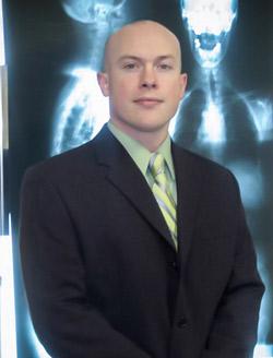 Marsteller Family Chiropractic Chiropractor, Matthew Marstellar