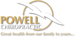 Powell Chiropractic Center logo - Home