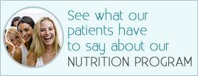Lansing Nutrition Testimonials