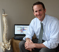 Dr. Derek Houtz, Houtz Chiropractic Center