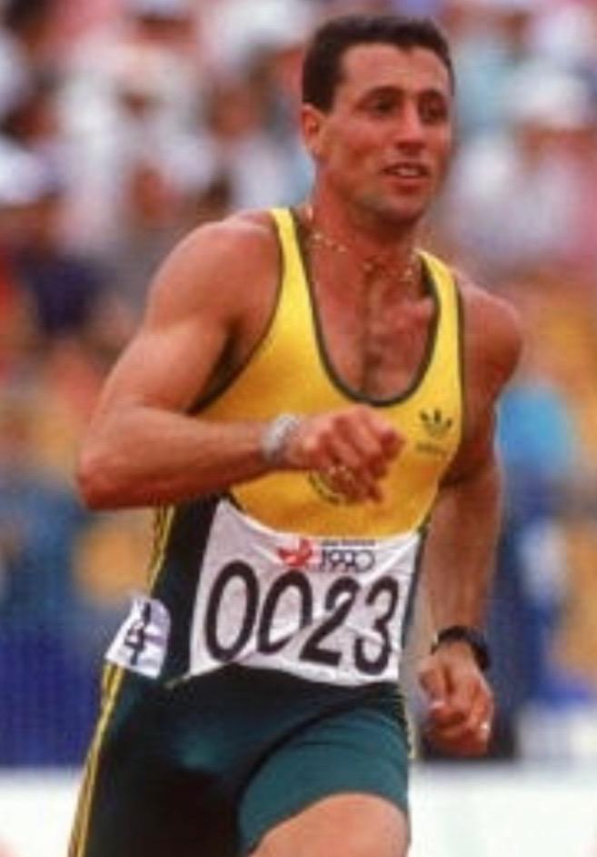 Darren Clark Olympian