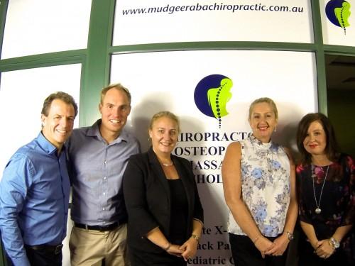Mudgeeraba Chiropractic Team