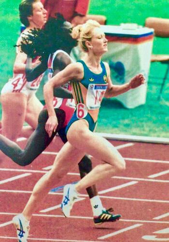Maree Holland, Olympian