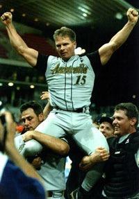 Gary White, Olympian Baseball (Sydney)