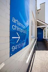 Artarmon Location