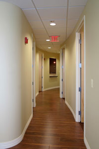 Montogmery Hallway