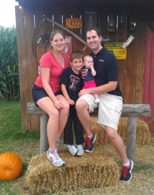 Left to Right:Abbey, Jackson, Zoey, and Dr. Jeff Zwierstra