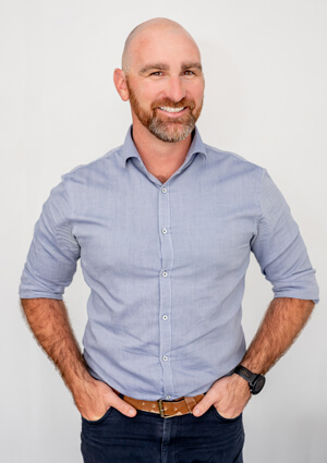Dr Ben Hawkins, Chiropractor