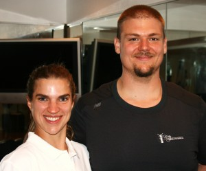 Jon and Holly Phillips our Certified Personal Trainers