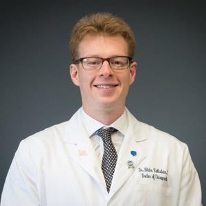 Chiropractor Towson, Blake Kalkstein