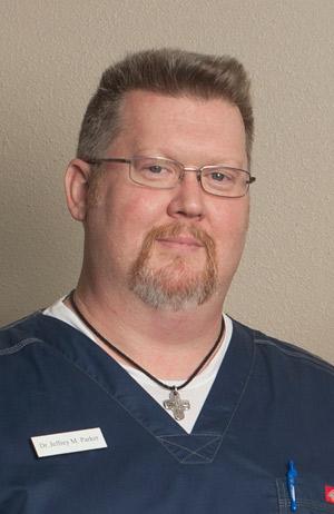 Chiropractor [Pj], Dr. Parker