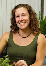 Ashley Campbell, massage therapist Gainesville