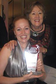 Naomi Conlon & Clinic Manager, Helen Stewart